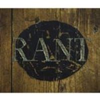 Rant - Rant (Music CD)