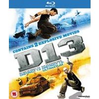 District 13 / District 13 - Ultimatum (Blu-Ray)