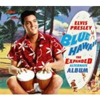 Elvis Presley - Blue Hawaii - The Expanded Alternate Album (includes 40 page photo album) (Music CD)