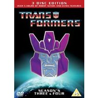 Transformers - Series 3 & 4