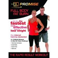 60 Second Promise : Full Body Fat Burn