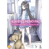 Heavens Memo Pad Collection
