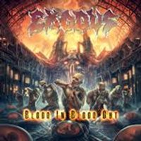 Exodus - Blood In, Blood Out (Music CD)