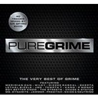 Pure Grime- The Very Best Of Grime - Pure Grime- The Very Best Of Grime (Music CD)