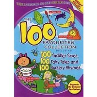 100 Favourites Collection - Nursery Rhymes, Toddler Tunes and Fairy Tales
