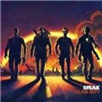 Steak - Slab City (Music CD)