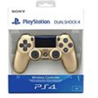 New Sony PlayStation DualShock 4 - Gold (PS4)