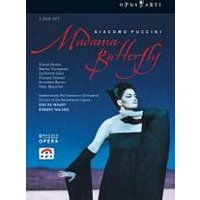 Madama Butterfly - Puccini (Two Discs)