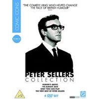Peter Sellers Collection (Heavens Above!/Im Alright, Jack/Only Two Can Play/Very Best of Peter Sellers ) (Four Discs)