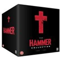The Ultimate Hammer Collection (Twenty-One Discs)
