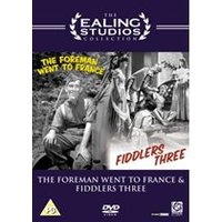 Foreman Went To France / Fiddlers Three