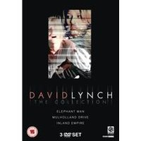 David Lynch Collection (The Elephant Man / Mulholland Drive / Inland Empire)