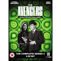 The Avengers: The Complete Series 4 (1966)