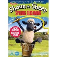 Shaun The Sheep: Spring Cleaning