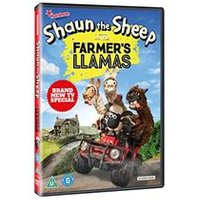 Shaun the Sheep The Farmers Llamas
