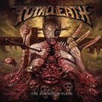 Total Death - Pound of Flesh (Music CD)