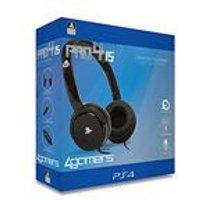Pro4-15 Stereo Gaming Headset Black (PS4)