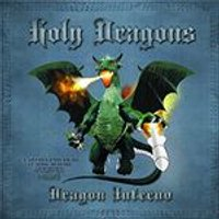 Holy Dragons - Dragon Inferno (Music CD)