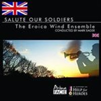 Salute Our Soldiers (Music CD)