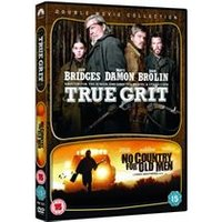 True Grit / No Country for Old Men (Double Pack)
