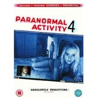 Paranormal Activity 4: Extended Edition