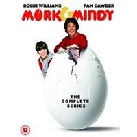Mork & Mindy: Complete Collection