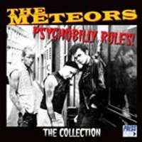 Meteors (The) - Psychobilly Rules (Music CD)