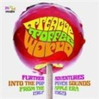 Various Artists - Treacle Toffee World (Further Adventures Into The Pop Psych Sounds From The Apple Era 1967-1969) (Music CD)