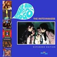 The Matchmakers - Bubblegum A Go-Go (Music CD)