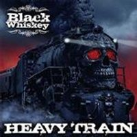 Black Whiskey - Heavy Train (Music CD)