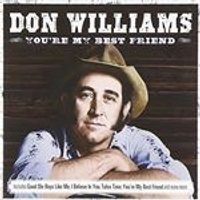 Don Williams - Youre My Best Friend (Music CD)