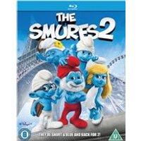 The Smurfs 2 (Blu-ray + UV Copy)
