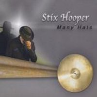 Stix Hooper - Many Hats (Music CD)