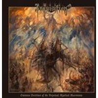 Inquisition - Ominous Doctrines of the Perpetual Mystical Macrocosm (Music CD)