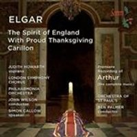 Elgar: The Spirit of England (Music CD)