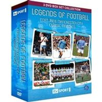 Legends Of Football - Featuring Manchester City Classic Matches