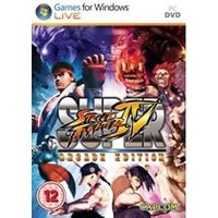 Super Street Fighter IV: Arcade Edition (PC)