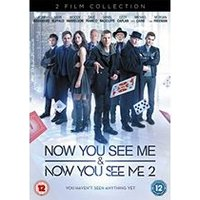 Now You See Me/Now You See Me 2 Doublepack
