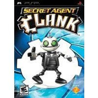 Secret Agent Clank - Platinum (PSP)