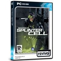 Tom Clancys Splinter Cell (PC DVD)