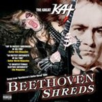 The Great Kat - Beethoven Shreds (Music CD)