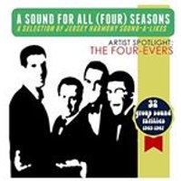 Various Artists - A Sound for All (Four) Seasons (A Selection of Jersey Harmony Sound-A-Likes 32 Group Sound Rarities (Music CD)