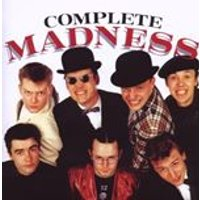 Madness - Complete Madness (Music CD)