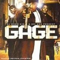 DJ Whoo Kid - Gage (Music CD)
