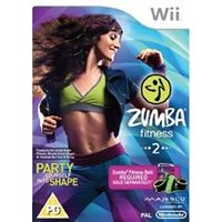 Zumba Fitness 2 - Game Only (Wii)