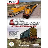 Rail Simulator - Official Expansion Pack (PC)