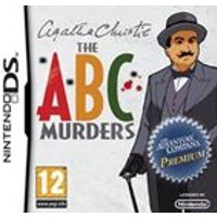 Agatha Christie - The ABC Murders (Nintendo DS)