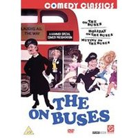 On The Buses / Mutiny On The Buses / Holiday On The Buses (Boxset)
