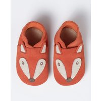 Baby Fox Shoes Crayon Red Baby Boden, Crayon Red