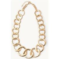 Justina Necklace Gold Metallic Women Boden, Gold